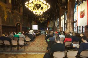 JEF-Bundeskongress 2012 im historischen Rathaus, Saarbrücken