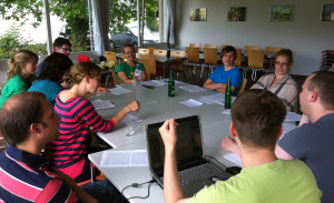 Photo: Workshop Seminar Karlsruhe 2012