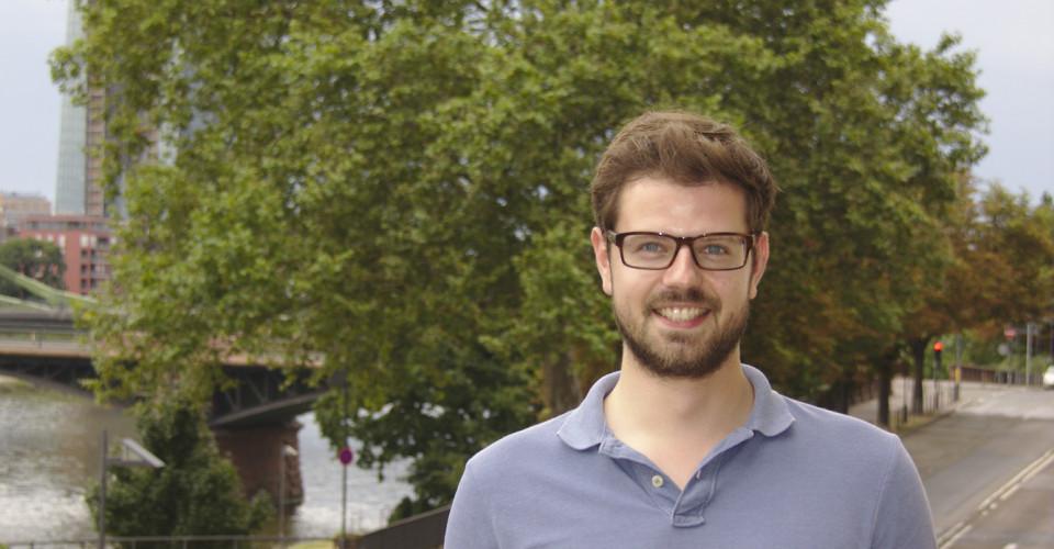 Johannes Sattler, stellvertretender Landesvorsitzender