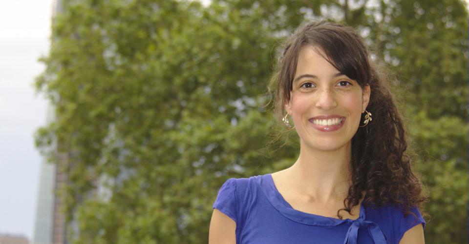 Sara Jazi, Beisitzerin