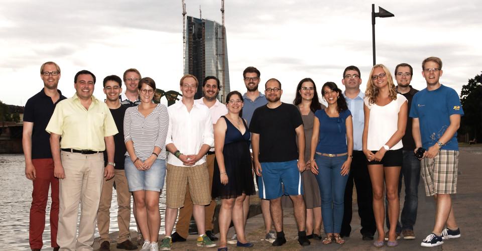 Die Landesversammlung am 28. Juli 2013 in Frankfurt