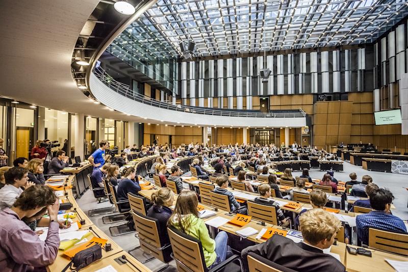 Plenardebatte im Berliner Abgeordnetenhaus