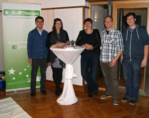 """JEF-Präsenz bei der Info-Messe im Rahmen des Bürgerforums """"Mitreden über Europa"""" in Marburg"""