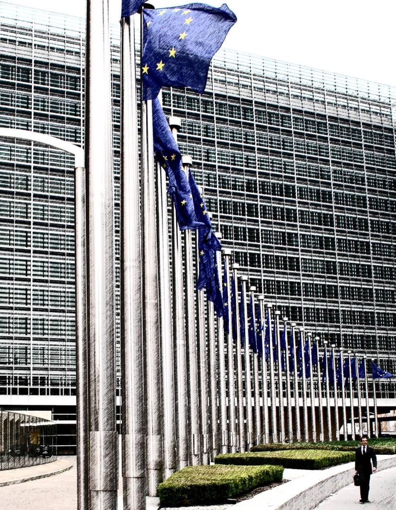 Brüssel-Fahrt