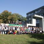 Der JEF Bundeskongress 2015 (Gruppenfoto)