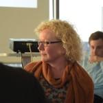 Fishbowl Frankfurt, Sabine Lösing, MdEP (Die Linke)