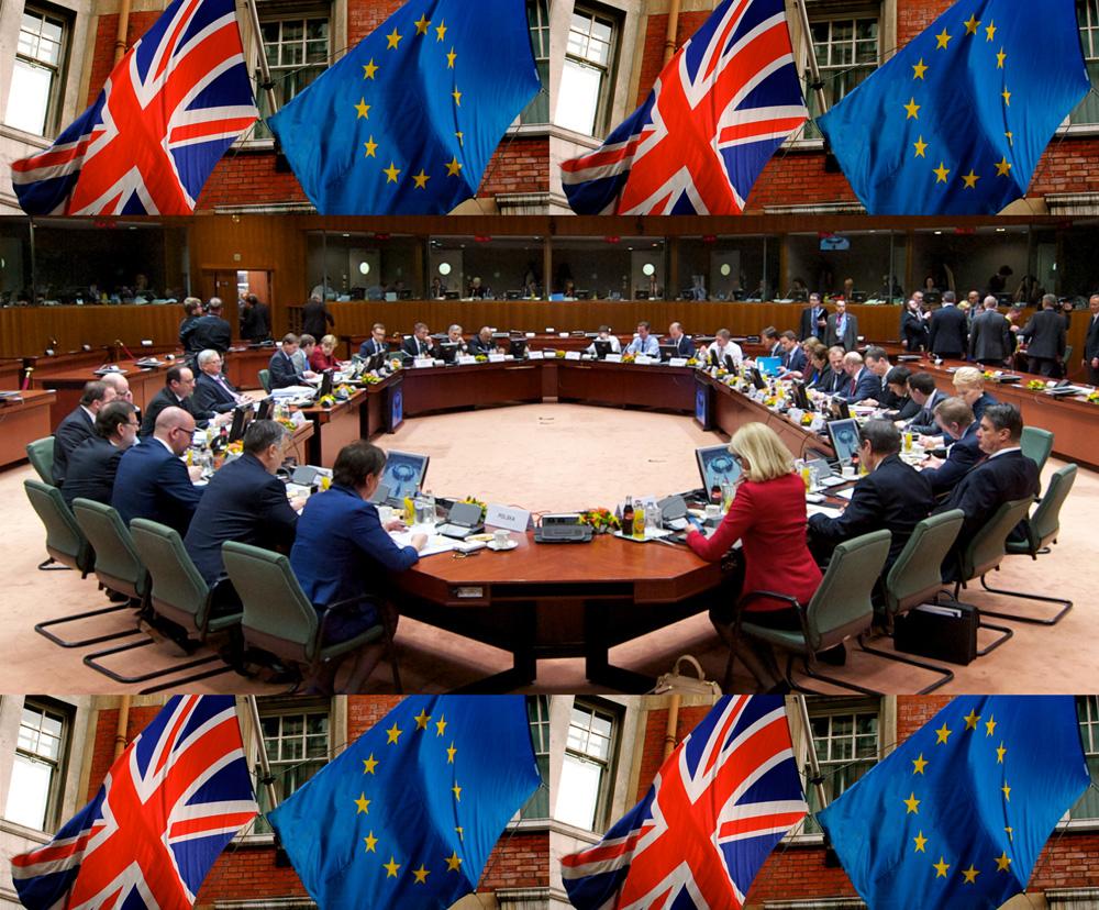 """Der Europäische Rat berät über die Forderung Großbritanniens nach einem """"better deal for Britain"""""""