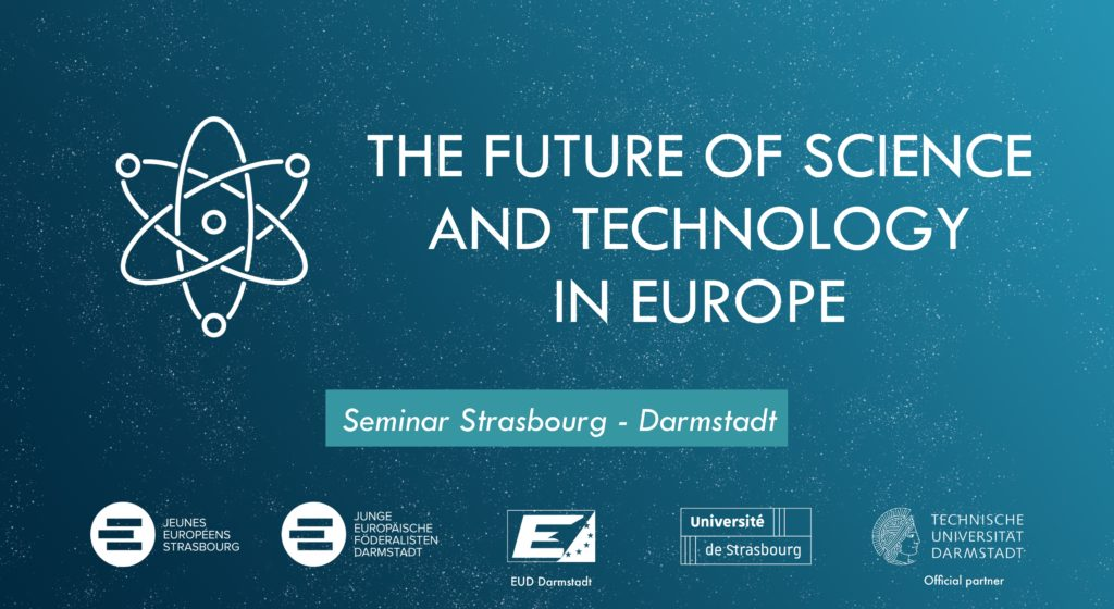 Seminar The Future of Science and Technology in Europe 2018