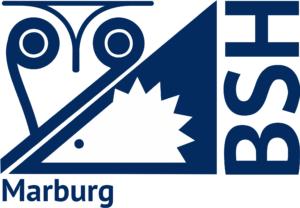 Logo des Arbeitskreises Außen- und Sicherheitspolitik an der Philipps-Universität-Marburg