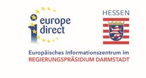 Logo des Europe Direct Darmstadt