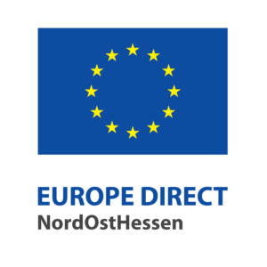 Logo des Europe Direct Nord-Ost-Hessen