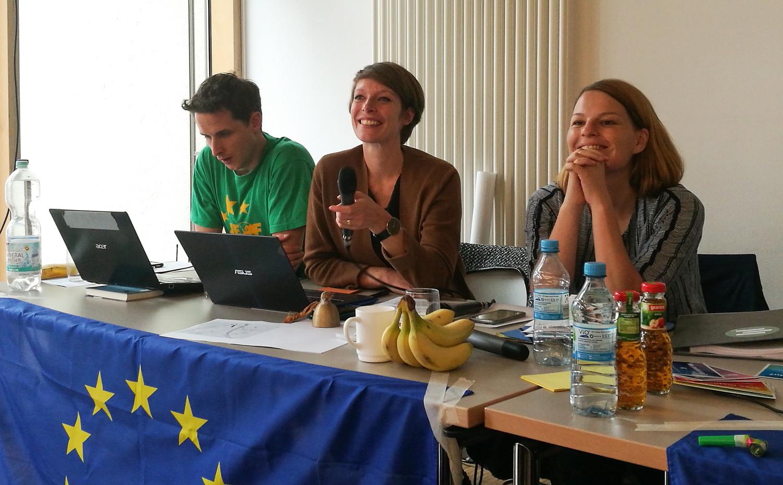 Bundeskongress 2016 in Würzburg